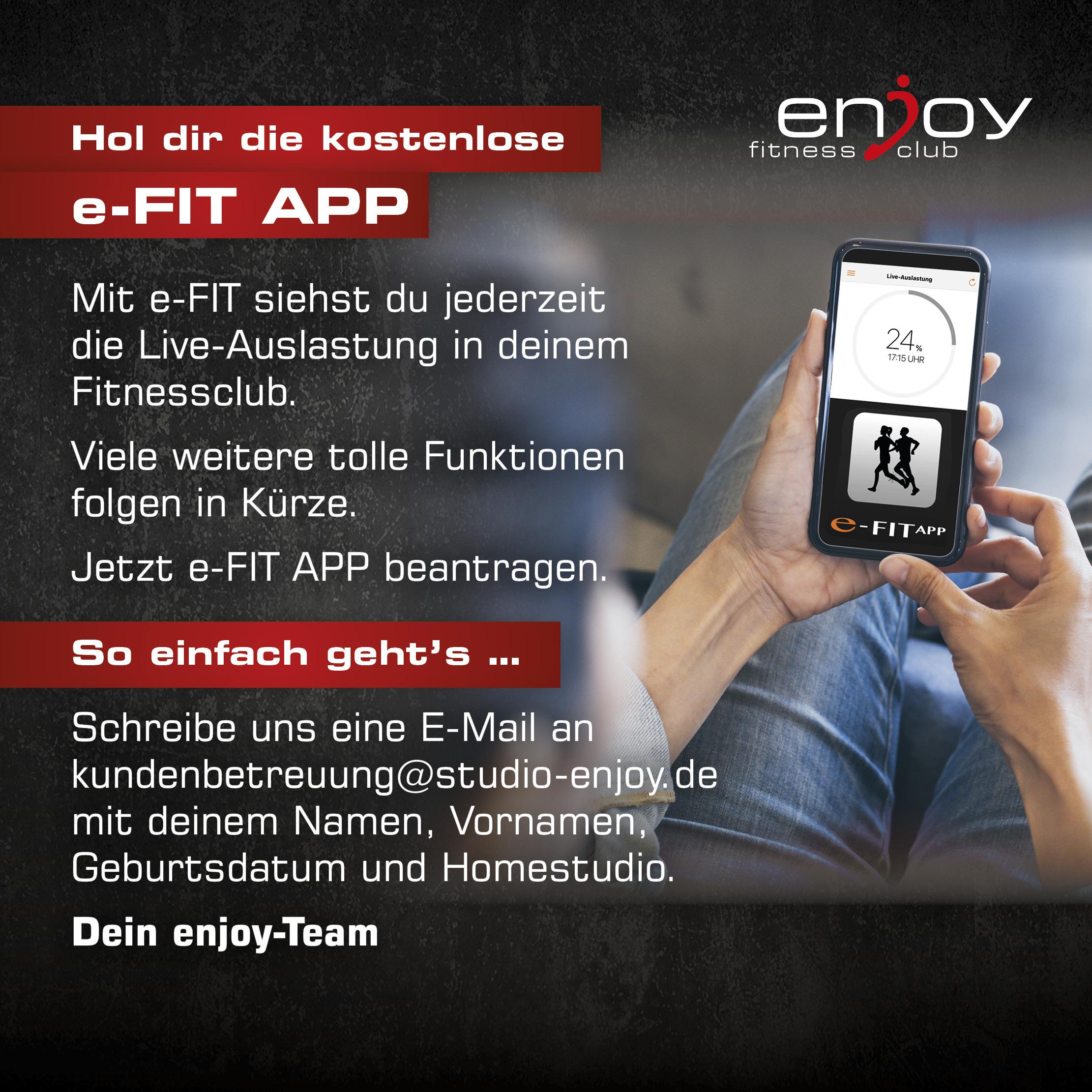 e-FIT APP